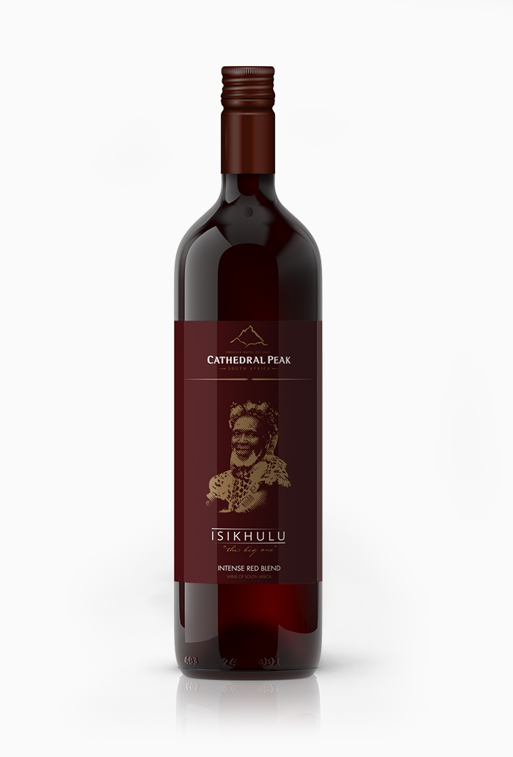 Isikhulu – Intense Red